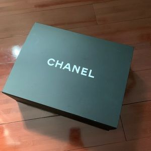 Big Chanel magnetic box